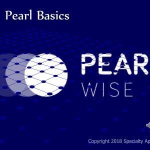 Pearl Basics